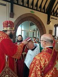 The Metropolitan's visit