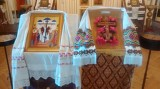 The new icon of the Exaltation of the Holy Cross
