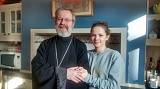 Fr Paul and Maria