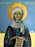 St Syncletica of Alexandria